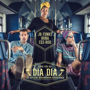 JB FUNKS, IRINA & CEE-ROO - Beachmania Sountrack (Vocal Recording)